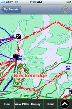 Breckenridge Ski App | Ski App Android iPhone on