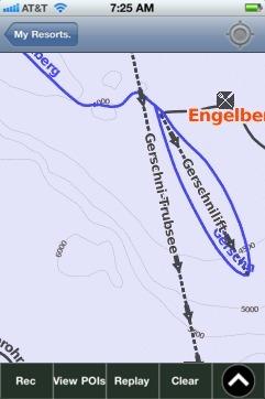 Engelberg Ski App Ski App Android iPhone